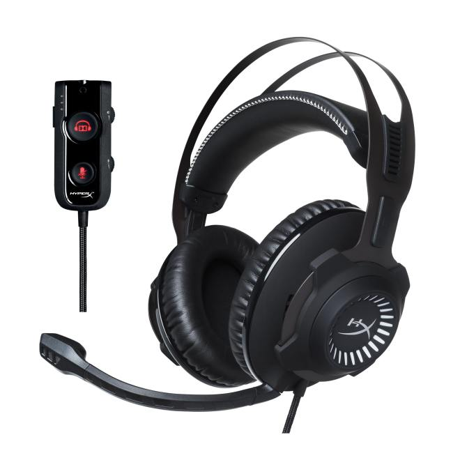 headsets cloud revolver hyperx